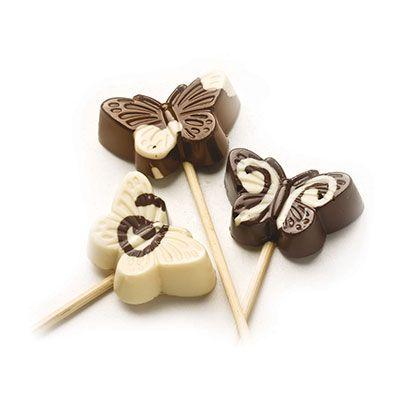 פרפר שוקולד